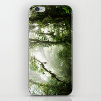 Cloud Forest iPhone & iPod Skin