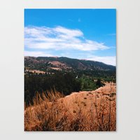 Garland Ranch Canvas Print