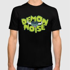 Demon Noise SMALL Mens Fitted Tee Black