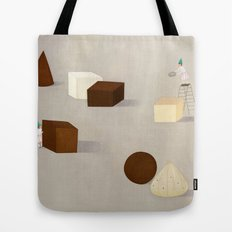 CHOCOLATE PHILOSOPHY Tote Bag