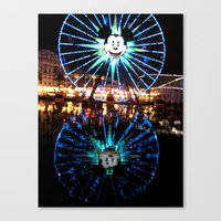 Mickey 2 Canvas Print