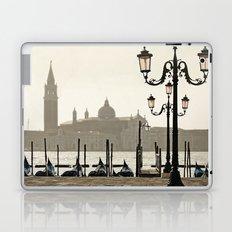 Sunny Morning at San Marco Laptop & iPad Skin