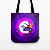 Psychedelic Mid-Life Cri… Tote Bag