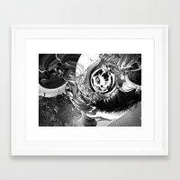 The Kite Framed Art Print