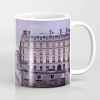 Le Pont Royal, Paris. Mug