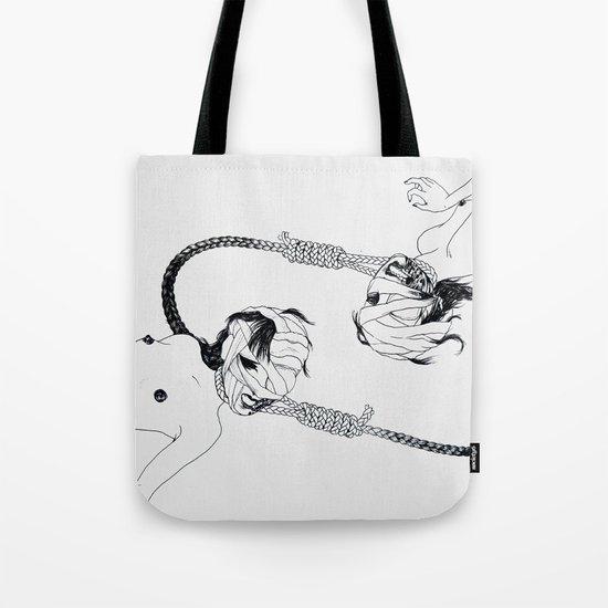 Hanged Tote Bag