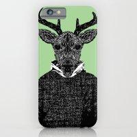 Chorus Of Deer iPhone 6 Slim Case