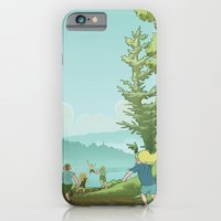 iPhone & iPod Case featuring Pride of Place by Steven P Hughes