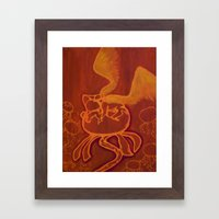 From Confine to Birth Framed Art Print