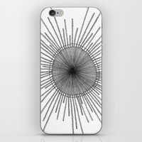 Porpita Porpita I B&W iPhone & iPod Skin