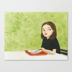 Fucking Åmål Canvas Print