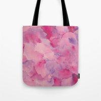Beth Rose Watercolor Tote Bag