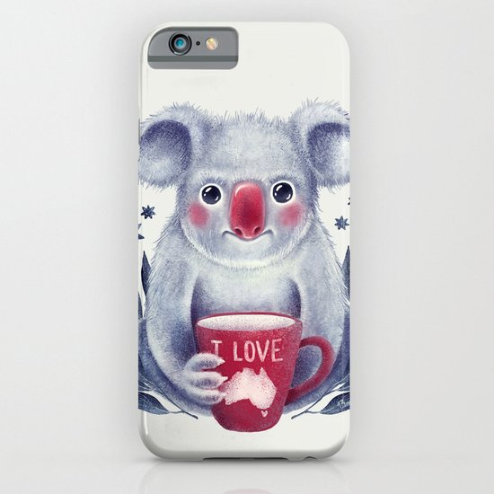 I♥Australia iPhone & iPod Case