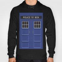 Tardis - Doctor Who Hoody