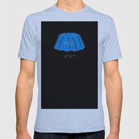 Jellyfish Mens Fitted Tee Athletic Blue SMALL