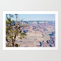 Grand Canyon 8 Art Print