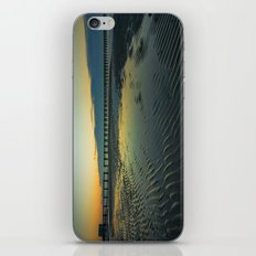 Ripples in Time iPhone & iPod Skin