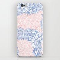 Modern Pink Rose Quartz … iPhone & iPod Skin