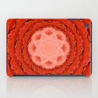 Webbed Depth iPad Case