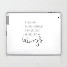 being yourself Laptop & iPad Skin