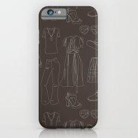 a closet full of clothes iPhone 6 Slim Case