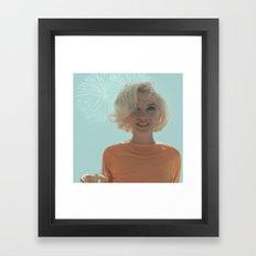 My Marilyn Monroe Framed Art Print