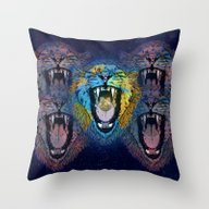 A Moon For Breakfast Throw Pillow