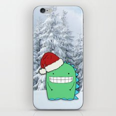 Christmas Sneaks Up On You iPhone & iPod Skin