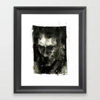 Sorrow #1 Framed Art Print