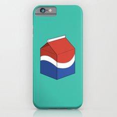 Pepsi in a box iPhone 6s Slim Case