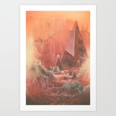 APPLEPUS ( everyday 10.03.15) Art Print
