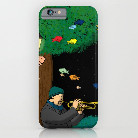 The Trumpeter iPhone & iPod Case