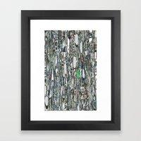 Of Mice And Men I Framed Art Print