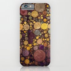 Enchanted Autumn -- Painterly Abstract Fall Color Magic Slim Case iPhone 6s