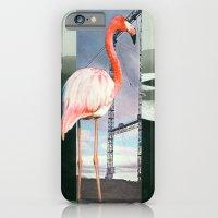 Big Pink iPhone 6 Slim Case