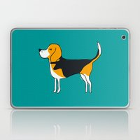 Beagle Laptop & iPad Skin