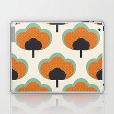 orange flowers Laptop & iPad Skin