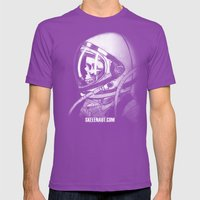 Skelenaut II Mens Fitted Tee Ultraviolet SMALL