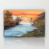 Lazy River Laptop & iPad Skin