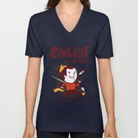 Enlist! Unisex V-Neck