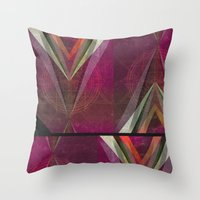 Peaks of Perfection Throw Pillow