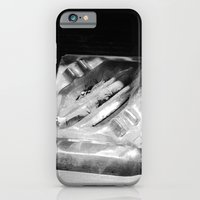 iPhone & iPod Case featuring 2 Cigarettes In An Ashtray by Jillian Michele