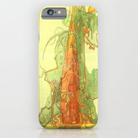 iPhone & iPod Case featuring Treezz by MENAGU'