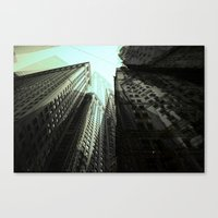 Perspective 1 Canvas Print