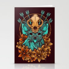 Sphynx Cat Stationery Cards