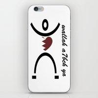 wa iPhone & iPod Skin