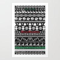 Holiday | Christmas 15' Art Print