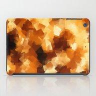 Cubist Fire iPad Case