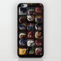 Marvelous Eighteen iPhone & iPod Skin