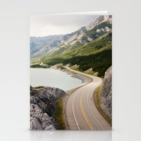 Icefields Parkway Stationery Cards